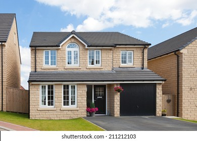 Luxury english detached house