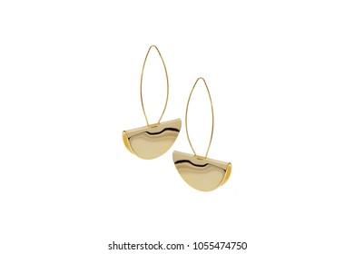 Luxury Fashion Earrings gold silver pearls glitter gemstones