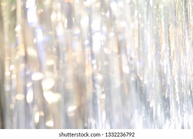 luxury glamour glitter background.Abstract disco blurry background.