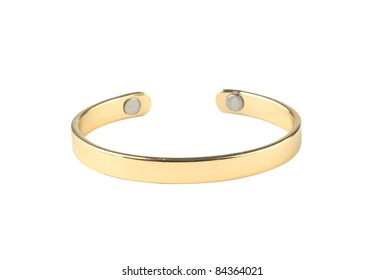 A luxury golden bracelet nice for collection