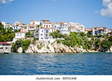 Luxury Island-Skiatos View