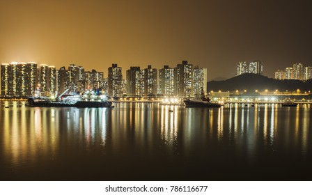 Luxury Light City from Hong Kong