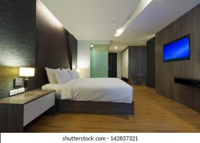 lujoso y moderno hotel, Bangkok, Tailandia.