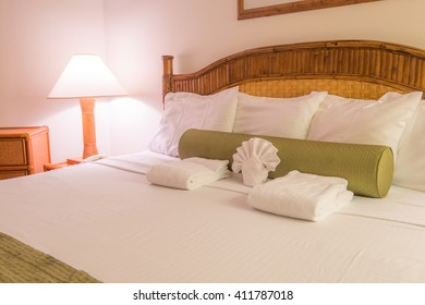 luxury modern hotel room in Hawaii USA