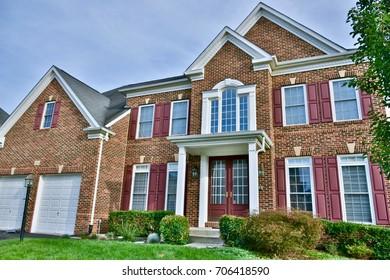 Luxury modern single-family home