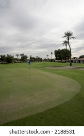 Luxury Palm Springs Golf Course