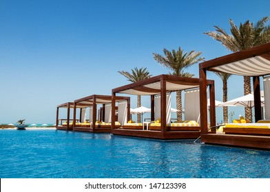 luxury place resort and spa for vacations - Shutterstock ID 147123398