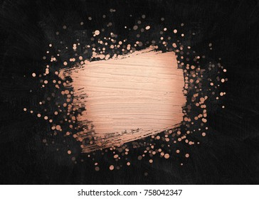 luxury rose gold gift card 260nw 758042347