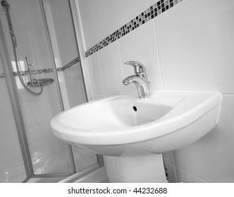 Luxury shower in UK property