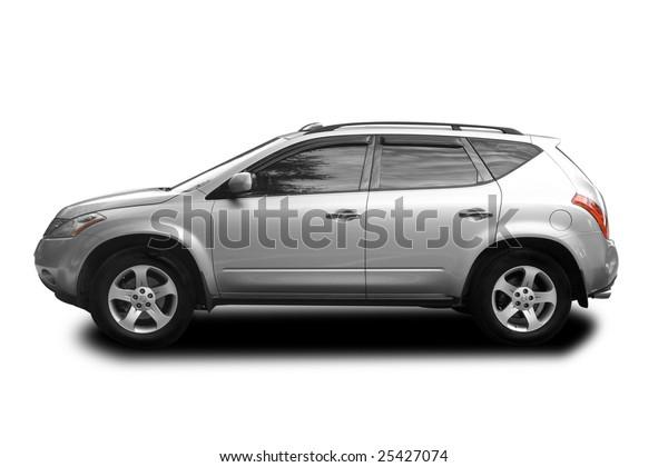 Luxury Sports Utility Vehicle
