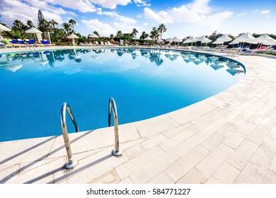 Luxury Swimming pool in Tunisia