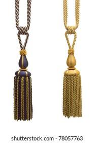 Luxury tassels for beautiful curtain