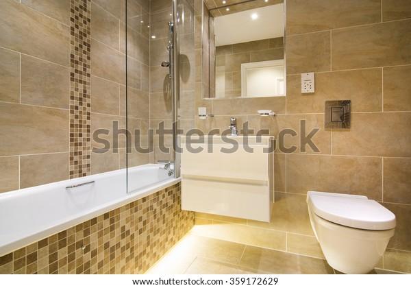 Foto de stock sobre Cuarto de baño de lujo de (editar ahora ...