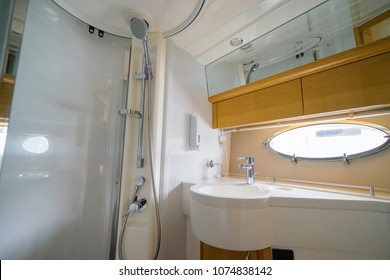 Cruise Ship Bathroom Stock Photos Images Photography Shutterstock