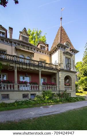Luxury Villa In Lucerne, Switzerland