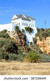 Luxury  villa in Portimao Marina. Algarve Province in Portugal.