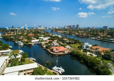 Luxury waterfront real estate fort lauderdale florida usa