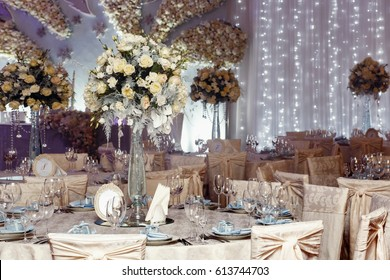 Luxury Wedding Reception Images Stock Photos Vectors Shutterstock
