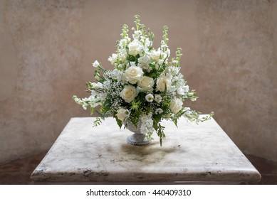 Flower Arrangement Church Images Stock Photos Vectors Shutterstock