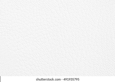 Luxury white  leather texture background