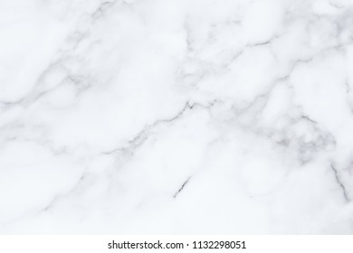 luxury of white marble texture and background for design pattern artwork.