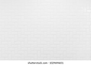 Luxury of white tiles texture and background for decorative design pattern artwork.