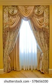luxury window interior