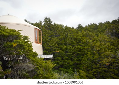 A Luxury Yurt in the forest close to National Park Torres del Paine