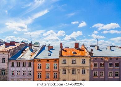 Lviv market square. Rynok or Market Square  is a central square of the city of Lviv, Ukraine.