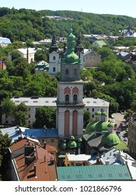 Lviv - old and beautiful historical city of Ukraine.