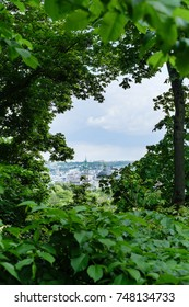 Lvov in the summer