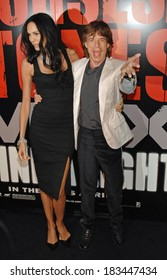 L'Wren Scott, Mick Jagger at SHINE A LIGHT Premiere, Clearview's Ziegfeld Theater, New York, NY, March 30, 2008