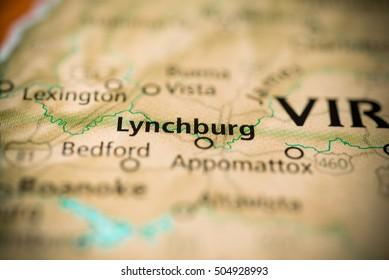 Lynchburg, Virginia, USA.