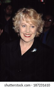Lynn Redgrave at the premiere of Gosford Park Premiere, NYC, 12/03/2001