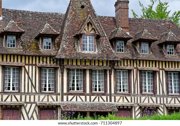 Lyons La Foret France June 29 Stock Photo Edit Now 711304897