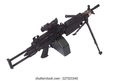Logo Gun Karabiner 98 K Sniper Rifle Stok Vektör Telifsiz