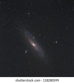 M31, The Great Galaxy in Andromeda