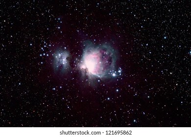 M42 Orion Nebula(also known as Messier 42, M42, or NGC 1976)