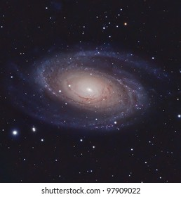 M81 or Bode's Nebula