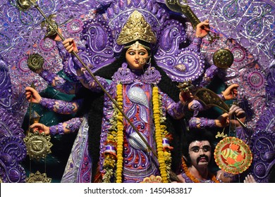 Maa Durga or Maha Kali or Adi Parashakti or Bhavani are the different names given to the same Divine Shakti. She is the consort of Shiv. Durga is deity of Hindu,