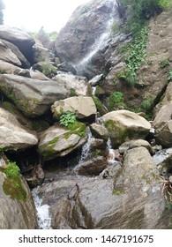 Maalam Jabba Waterfall - July 2019
