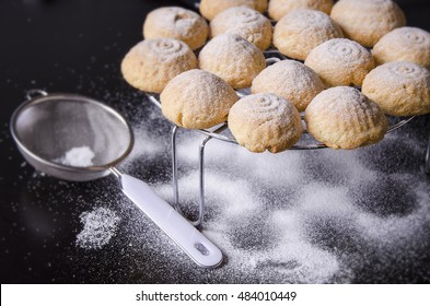 Maamoul - arabic cookies