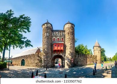 Maastricht, Helpoort, Netherlands