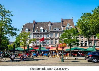 Maastricht, Market, Netherlands