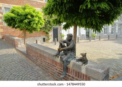 Statue of a Boy with a Dog Images, Stock Photos & Vectors