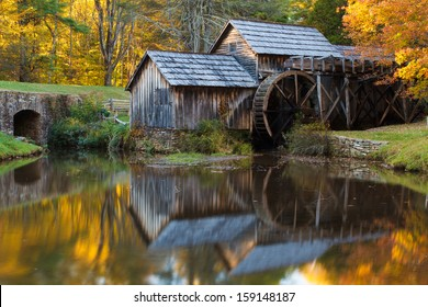 Mabry Mill, Blue Ridge Parkway Virginia