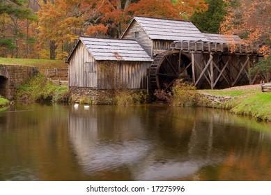 Mabry Mill, Meadows of Dan, Blueridge Parkway