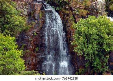 Mac Mac waterfall, Mpumalanga, Blyde river area, Sabie, South Africa