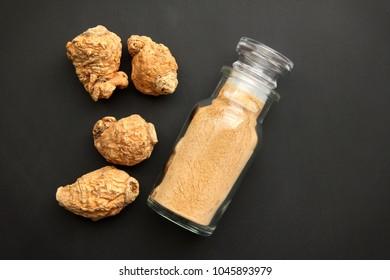 maca grain powder