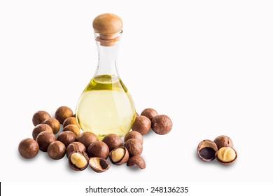 macadamias oil